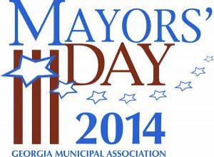 Mayors Day 2014 Georgia Municipal Association