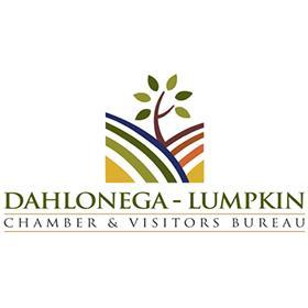 Dahlonega-Lumpkin Chamber and Visitors Bureau Logo