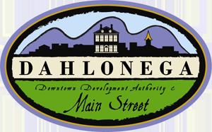 Dahlonega Downtown Development Authority & Main Street Logo